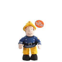 "Fireman Sam 12"" Talking Fireman Sam Reviews"