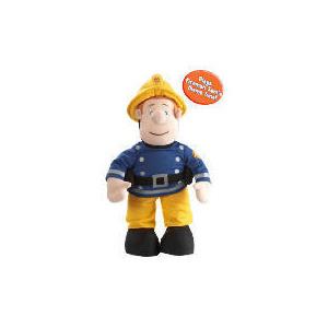 "Photo of Fireman Sam 12"" Talking Fireman Sam Toy"