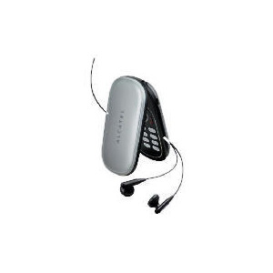 Photo of Virgin Alcatel OT-363 Silver Mobile Phone
