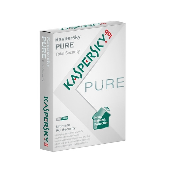 Kaspersky Pure (3 Users)