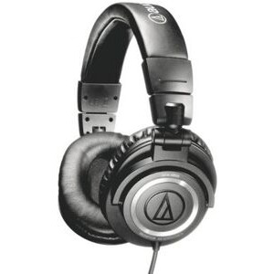 Photo of Audio Technica ATH M50 Headphone
