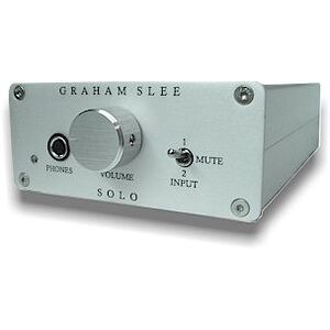 Photo of Graham Slee Solo SRGII Amplifier