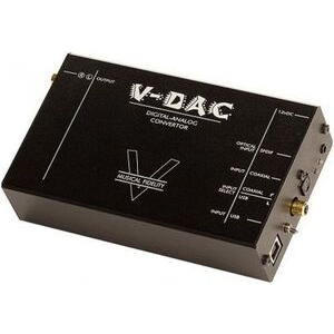 Photo of Musical Fidelity VDAC DAC Musical Instrument Accessory