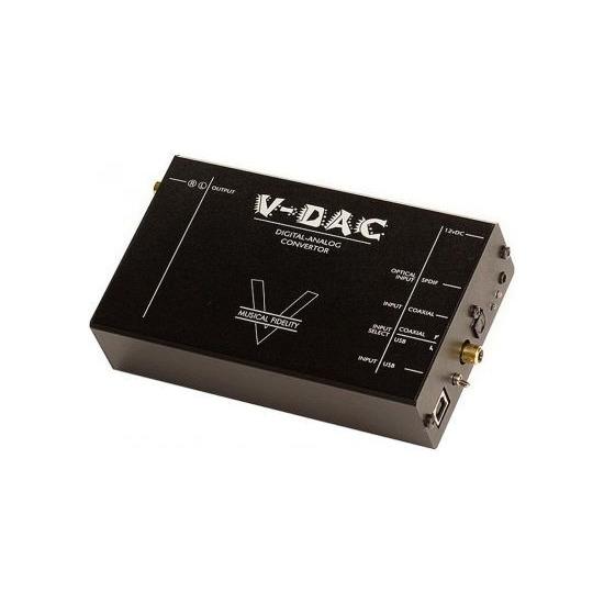 Musical Fidelity VDAC DAC