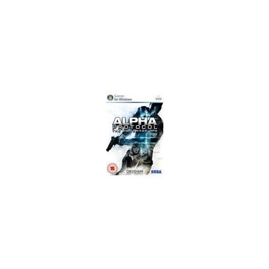 Alpha Protocol: The Espionage RPG (Windows)