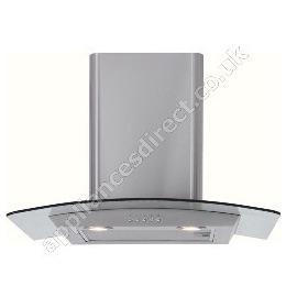 CDA Matrix Curved Glass Canopy 60cm Chimney Hood Reviews