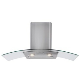 Matrix Curved Glass Chimney Hood Reviews