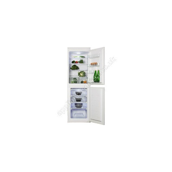 CDA Matrix 50-50 Integrated Fridge Freezer