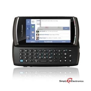 Photo of Sony Ericsson Vivaz Pro  Mobile Phone