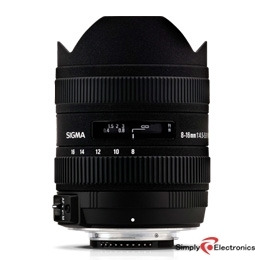 Sigma 8-16mm f/4.5-5.6 DC HSM (Nikon mount) Reviews