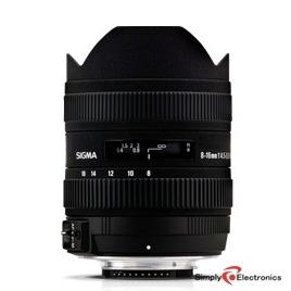 Sigma 8-16mm f/4.5-5.6 DC HSM (Nikon mount) Reviews