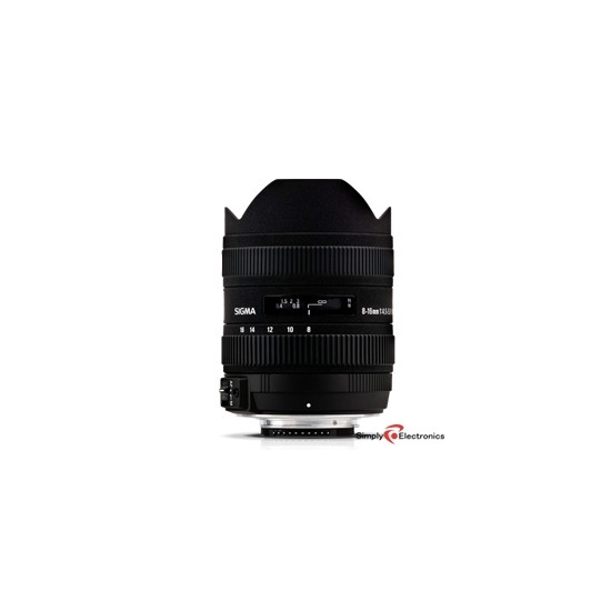 Sigma 8-16mm f/4.5-5.6 DC HSM (Nikon mount)