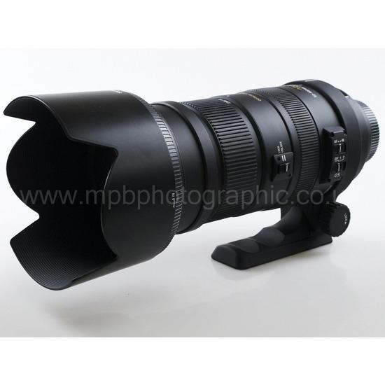 Sigma 50-500mm F4.5-6.3 APO DG OS HSM (Nikon)