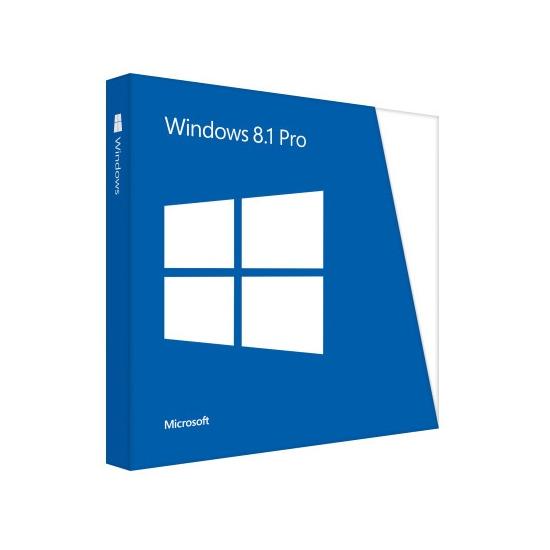 Microsoft Windows Pro 8.1 Upgrade DVD