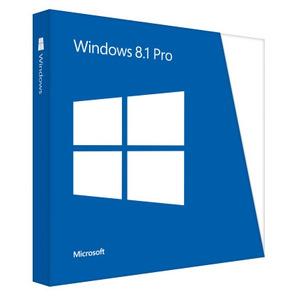 Photo of Microsoft Windows 8.1 Professional Software
