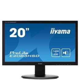 IIYAMA PROLITE E2083HSD-B1 Reviews