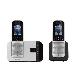 S2DTAM13 Cordless Phone with Answering Machine - Twin Handsets Reviews
