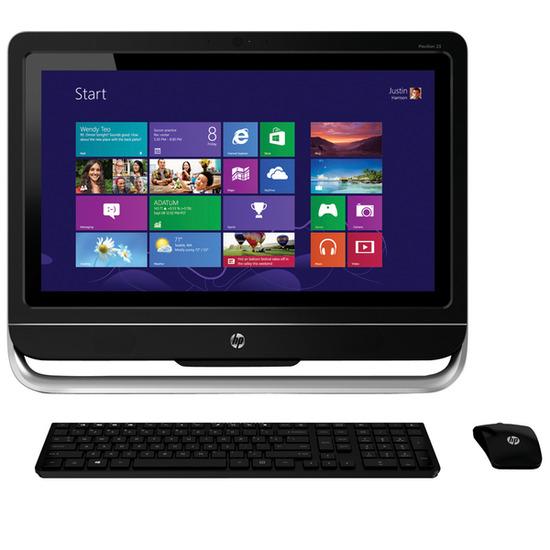 HP Pavilion TouchSmart 23-f304ea