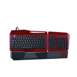 S.T.R.I.K.E. 3 Gaming Keyboard - Red