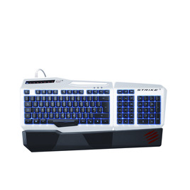 S.T.R.I.K.E. 3 Gaming Keyboard - White