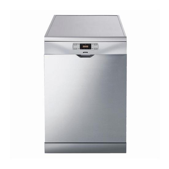 SMEG LV612BLE 12 Place Freestanding Dishwasher
