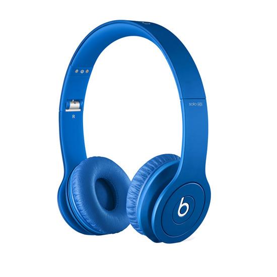 Solo HD Headphones - Monochromatic Blue