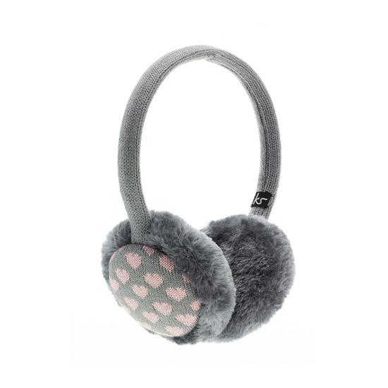 KITSOUND Hearmuff Headphones - Hearts