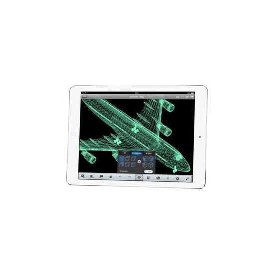 Apple iPad Air 64GB Wi-Fi with 9.7 inches  Retina display in space grey