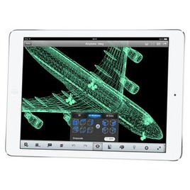 Apple iPad Air 64GB Wi-Fi + Cellular with 9.7 inches  Retina display in space grey Reviews