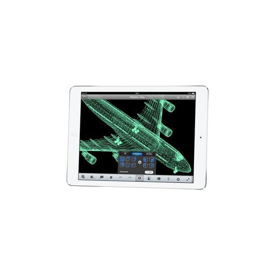 Apple iPad Air 128GB Wi-Fi with 9.7 inches  Retina display in space grey