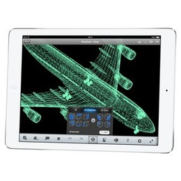 Apple iPad Air 128GB Wi-Fi + Cellular with 9.7 inches  Retina display in space grey Reviews