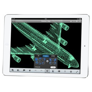 Photo of Apple iPad Air 128GB Wi-Fi + Cellular With 9.7 Inches  Retina Display In Space Grey Tablet PC