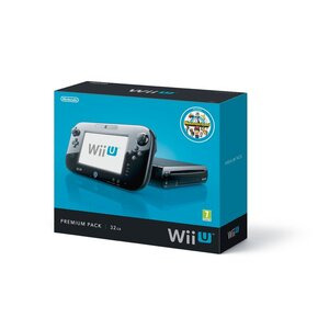 Photo of Nintendo Wii U 32GB Black Games Console