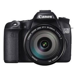 Canon EOS 70D with 18-200mm Lens Reviews