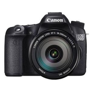 Photo of Canon EOS 70D With 18-200MM Lens Digital Camera