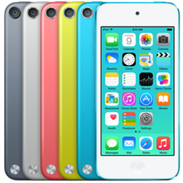 Apple iPod Touch 5th Generation 16 GB Reviews