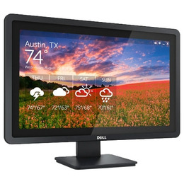 Dell E2014T Touchscreen Reviews