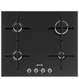 SMEG Linea PV164N Gas Hob - Black Reviews
