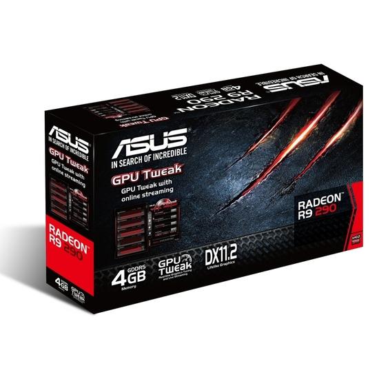 Asus R9 290 4GB