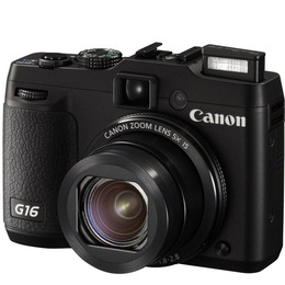 Canon PowerShot G16 Reviews