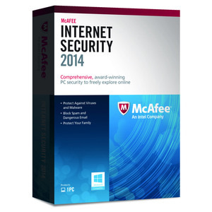Photo of McAfee Internet Security 2014 Software