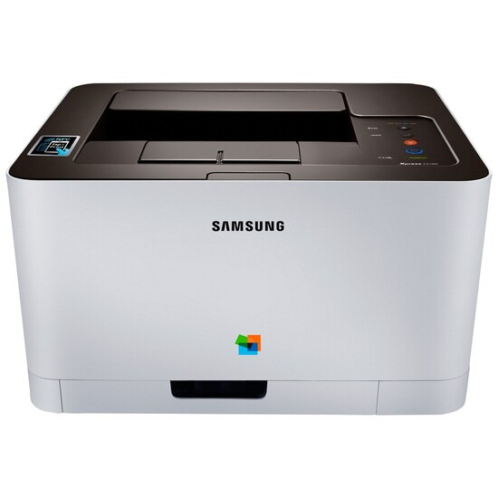 Samsung NFC Xpress SL-C410W wireless colour laser printer