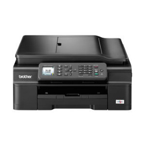 Photo of Brother MFC-J470DW Wireless All-In-One INKJET Printer Printer