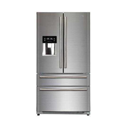 Siemens HB22FWRSSAA American-Style Fridge Freezer - Stainless Steel