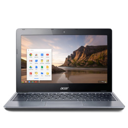 Acer C720 Chromebook WiFi 16GB Reviews