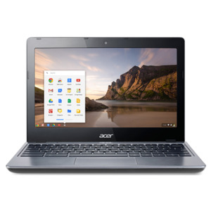 Photo of Acer C720 Chromebook WiFi 16GB Laptop