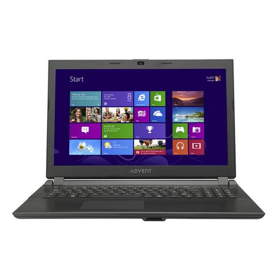 """ADVENT Torino X700 15.6"""" Laptop"""