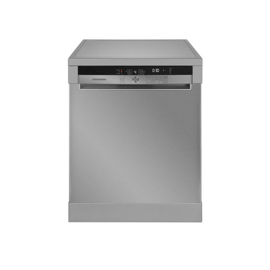 Hoover HDP3D062DW 16 Place Freestanding Dishwasher With One Touch And Auto Open Door