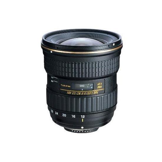 Tokina 12-28mm F4 AT-X Pro DX Lens for Nikon
