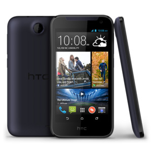 Photo of HTC Desire 300 Black Mobile Phone
